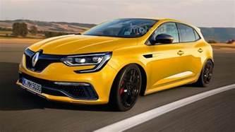 Renault Megane Sport 2018 Renault Megane Rs To 300 Hp Awd