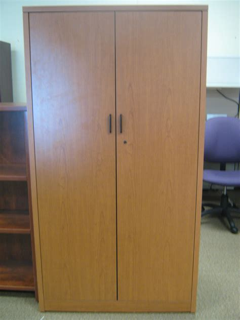Two Door Storage Cabinet Used Hon 2 Door Storage Cabinet Broadway Office