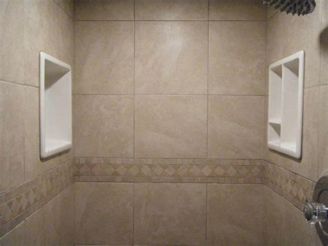 Tile Ideas For Bathroom Walls Tile Bathroom Shower Walls Home Design Ideas