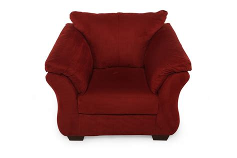 low profile living room furniture low profile contemporary 46 quot chair in red mathis