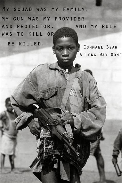 themes in the book a long way gone a long way gone memoirs of a boy soldier ishmael beah