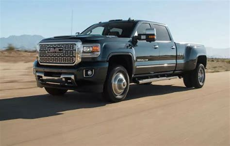 2020 Gmc 3500 Denali For Sale by 2020 Gmc Denali 3500hd New Trucks Reviews 2019 2020