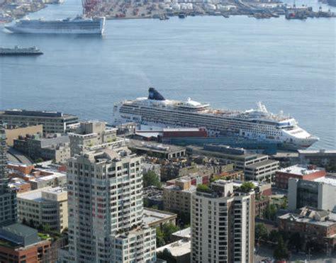 Seattle Cruise Port Car Rental by Seattle Cruise Ship Terminals Cruises To Alaska