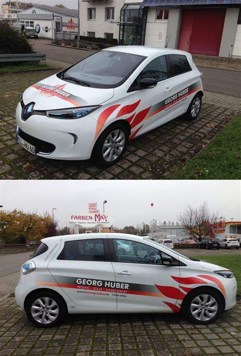 Auto Georg by Auto Georg Huber Renault Zoe En Moviment