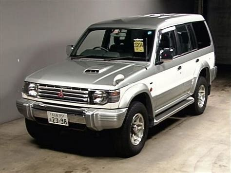 how to work on cars 1996 mitsubishi montero spare parts catalogs supertec 1996 mitsubishi montero specs photos modification info at cardomain