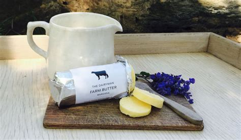 Butter Organic Fresh Salted Dan Unsalted 200g butter with barossan terroir indaily