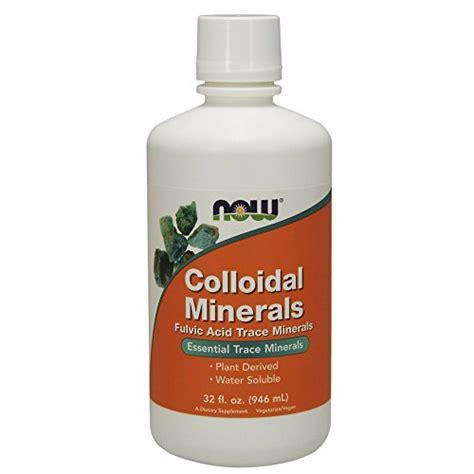 212 supplement reviews top 13 best colloidal mineral supplements colloidal