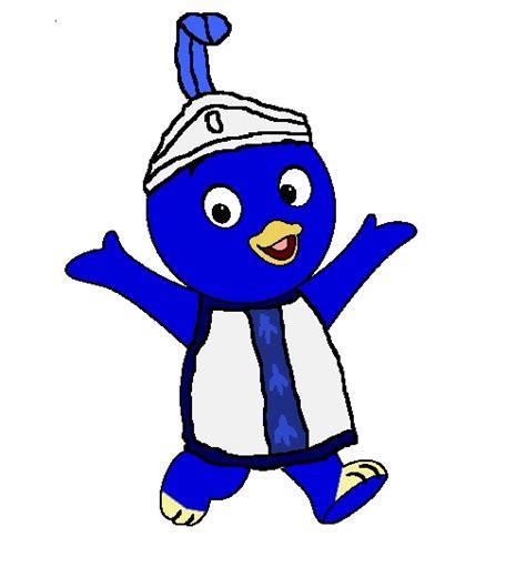 Backyardigans Blue Pablo The Blue By Kingleonlionheart On Deviantart