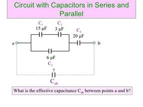 capacitor series and parallel ppt energy of capacitors in series and parallel 28 images chapter 23 electrostatic energy and