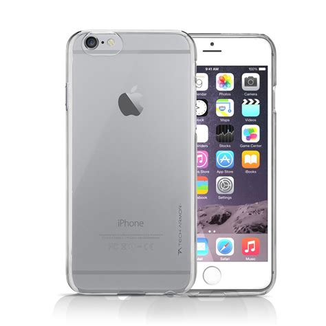 Sumo Softcase Air Pro Iphone 6 Plus Transparant Putih 2 apple iphone 6s iphone 6 slimprotect thinnest iphone air clear tech armor