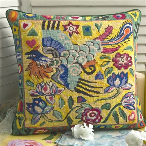 Designer Needlepoint Pillows by 54 Best Images About Bahouth On