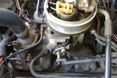 1990 gmc c1500 high idle engine performance problem 1990