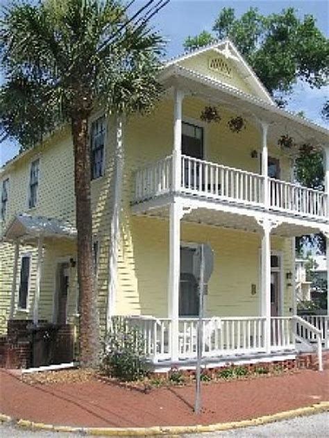 St Augustine Cottage Rentals by Historic Murphy House St Augustine Florida Vacation