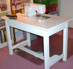 Sewing Machine Desk Ideas 25 Best Ideas About Sewing Tables On Pinterest Sewing