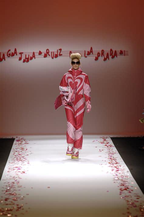 2 B Free Fall 2007 At La Fashion Week by Agatha Ruiz De La Prada At Milan Fashion Week Fall 2007