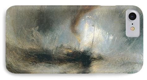 snow storm steam boat off a harbour s mouth snow storm steam boat off a harbour s mouth painting by