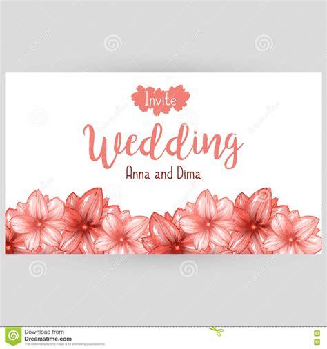 header design pink wedding horizontal banner or website header design with