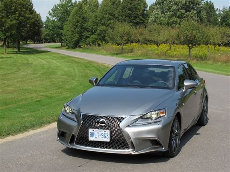 lexus awd hatchback 2014 lexus is350 f sport awd review cars photos test