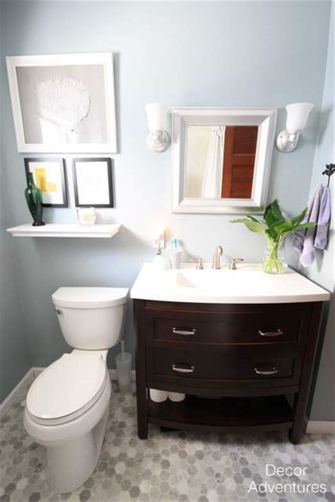 Redo Bathroom Ideas A Small Master Bathroom Makeover Hometalk