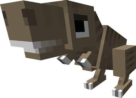 Minecraft Papercraft Dinosaur - image tyrannosaurus png minecraft archaeology wiki