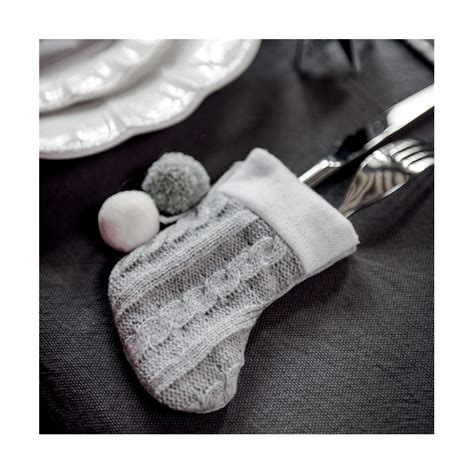 Chemin De Table Blanc Et Gris by Chemin De Table Flocons En Gris Et Blanc
