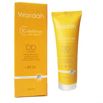 Harga Resmi Dd Wardah wardah c defense dd light 20 ml lazada indonesia