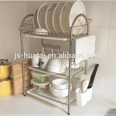 Stainless Steel Kitchen Rack Buy high quality kitchen accessories stainless steel dish rack