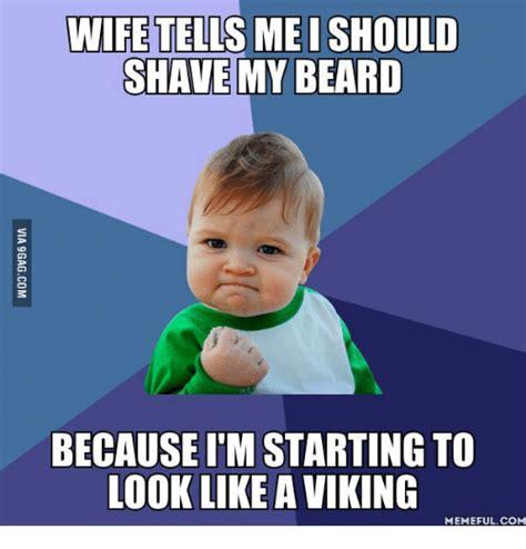 Sexy Wife Meme - 25 best memes about vikings meme vikings memes