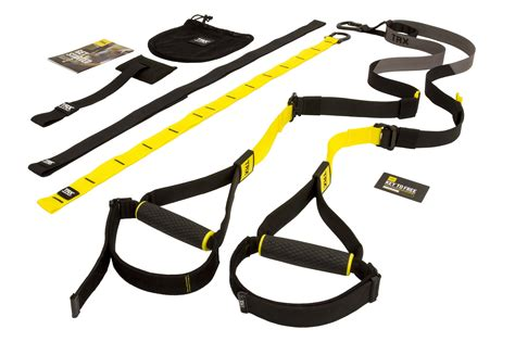 trx suspension trainer straps review