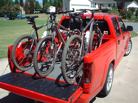 bike rack truck bed bike rack for truck bed mtbr com
