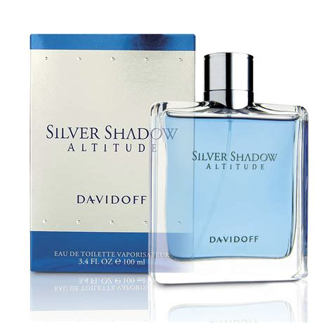 davidoff silver shadow edt 100ml davidoff silver shadow altitude 100ml edt 2350 tk