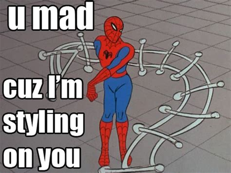 Spierman Meme - best of the 60s spiderman meme damn cool pictures
