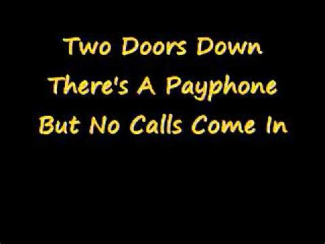 Dwight Yoakam Two Doors by Dwight Yoakam Two Doors With Lyrics