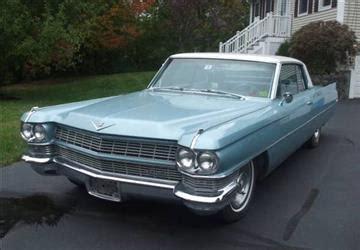 64 Cadillac Coupe For Sale 1964 Cadillac For Sale Carolina