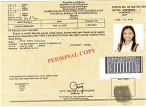 nbi clearance renewal centers requirements philippines