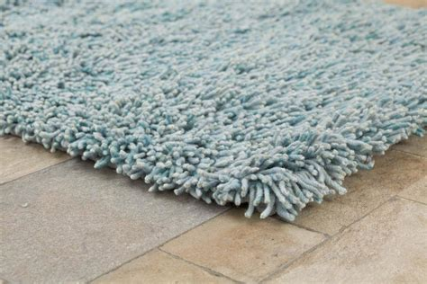 Turquoise Shag Rug by Buy Fusilli Shag Rug Turquoise 200x300cm The Real