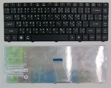 Keyboard Laptop Acer Emachines D725 keyboard for acer acer for emachine d525 d725 aspire 4732 4732z gateway nv40 nv42 nv44 nv48
