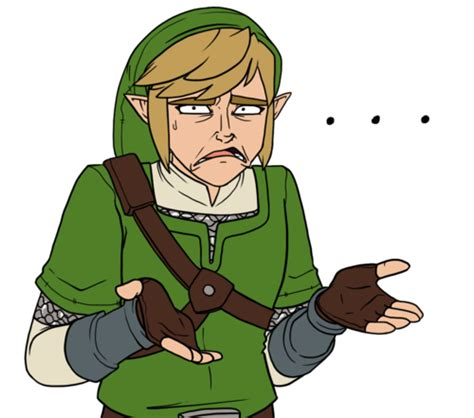Link Meme - image 233207 the legend of zelda know your meme