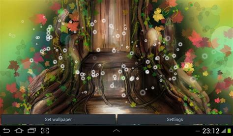 magic touch wallpaper live free android live wallpaper