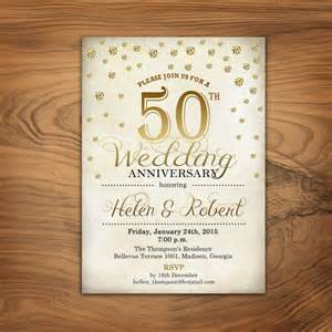 17 best ideas about anniversary invitations on anniversary invitations 50th