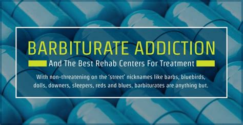 Barbiturate Detox by Barbiturate Addiction And The Best Rehab Centers For Treatment