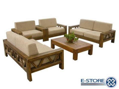 how to make sofa set best 20 wooden sofa set designs ideas on