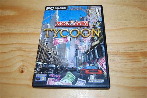 the jaguar tycoon books monopoly tycoon consoles retro base