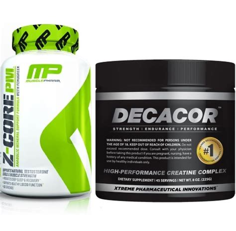 creatine a burner z pm and decacor creatine burner and pre workout