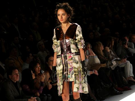 Top Model Sightings At Fashion Week by Backstage At Fashion Week Models Get Decked For The
