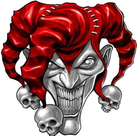 evil jester tattoo designs 25 amazing jester designs