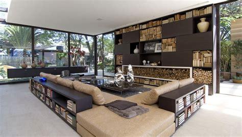 wohnzimmer luxus wohnzimmer braun