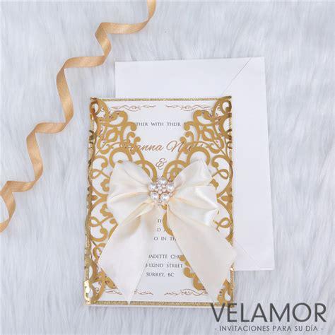 papel troquelado para invitaciones cecoc info elegante invitacion para boda wpl0041 en papel espejo wpl0041f 1 20 mayoreo de