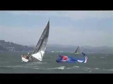 sailing boat knockdown big boat knock down part 3 youtube