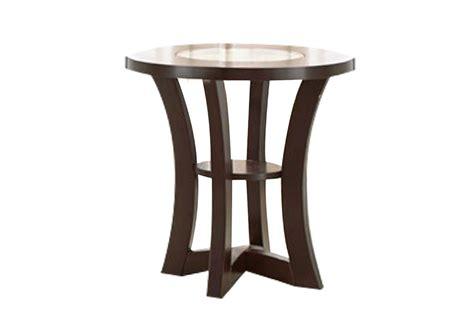 gardner white end tables espresso end table at gardner white